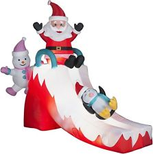 christmas inflatable blowups - Christmas Blow Ups